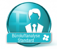 Raumluftmessung Büro Standard