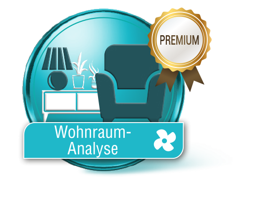 Wohnraum Premium Schadstoffmessung