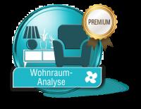 Wohnraum Schadstoffmessung Standard Premium