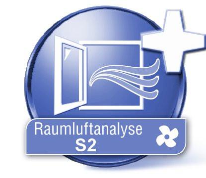 Raumluftanalyse S2