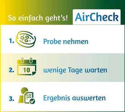 aircheck-so-schimmel-testenr